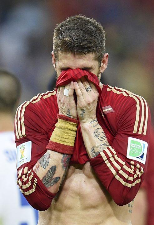 FIFA-World-Cup-Sergio-Ramos-14-06-18-AFP - Bildquelle: AFP