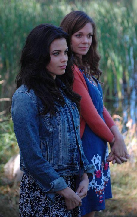 Freya (Jenna Dewan-Tatum, l.) und Ingrid (Rachel Boston, r.) brennen darauf, die Kunst der Hexerei zu erlernen ... - Bildquelle: 2013 Twentieth Century Fox Film Corporation. All rights reserved.