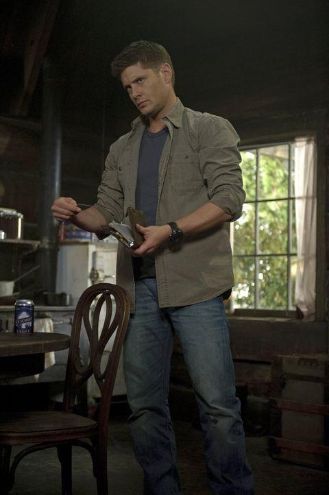 Dean (Jensen Ackles) versucht verzweifelt, Sam zu retten, der mit Luzifers Hilfe einen Nervenzusammenbruch erlitten hat ... - Bildquelle: Warner Bros. Television