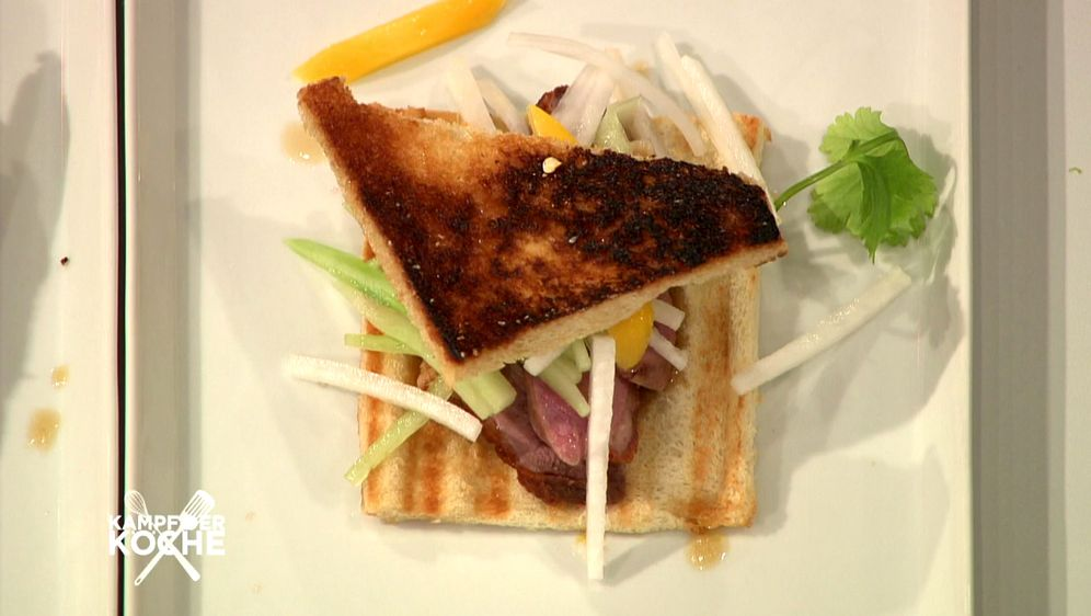 Peking-Sandwich