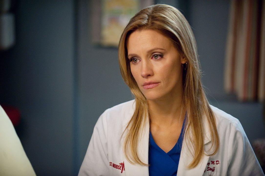 Weiß, dass eine schwere Zeit auf Mason zukommen wird: Charlotte (KaDee Strickland) ... - Bildquelle: ABC Studios
