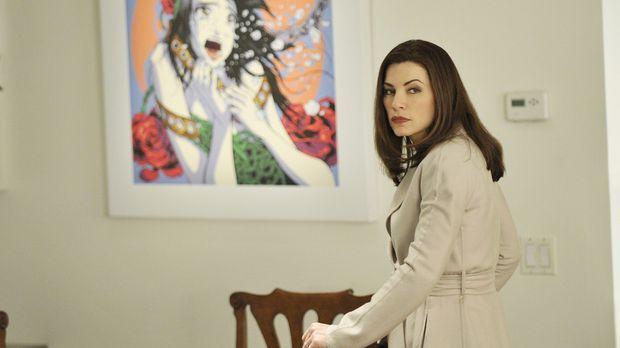 Arbeitet an einem neuen Fall: Alicia (Julianna Margulies) ... © CBS Studios I...