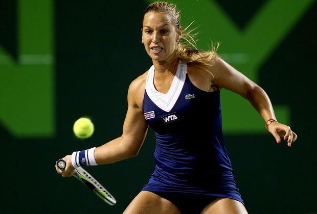 Dominika Cibulkova (Weltrangiste: Nr. 10) - Bildquelle: Getty