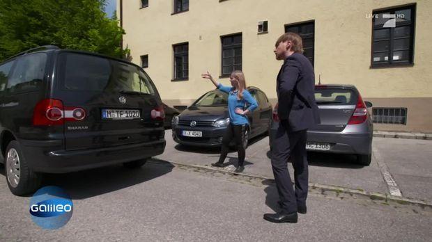 galileo video das solltest du machen wenn dein auto zugeparkt wurde prosieben. Black Bedroom Furniture Sets. Home Design Ideas