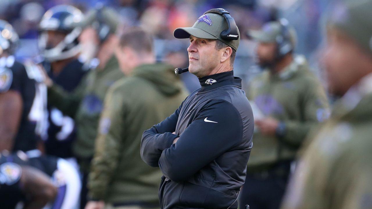 Verlierer: Baltimore Ravens - Bildquelle: Getty Images