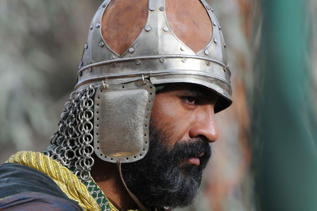 Salah al Din Yusuf, genannt Saladin, wird in einem Atemzug mit Namen wie Alexander der Große oder Caesar genannt. Als mächtiger arabischer Herrscher... - Bildquelle: 2011 - Parthenon Entertainment Ltd. All rights reserved.