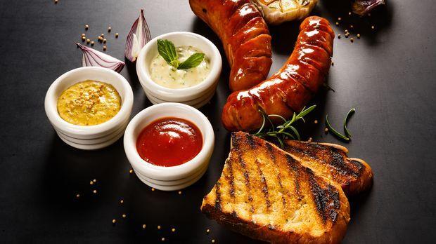 Dips Zum Grillen Selber Machen Fur Wurst Fleisch Und Co