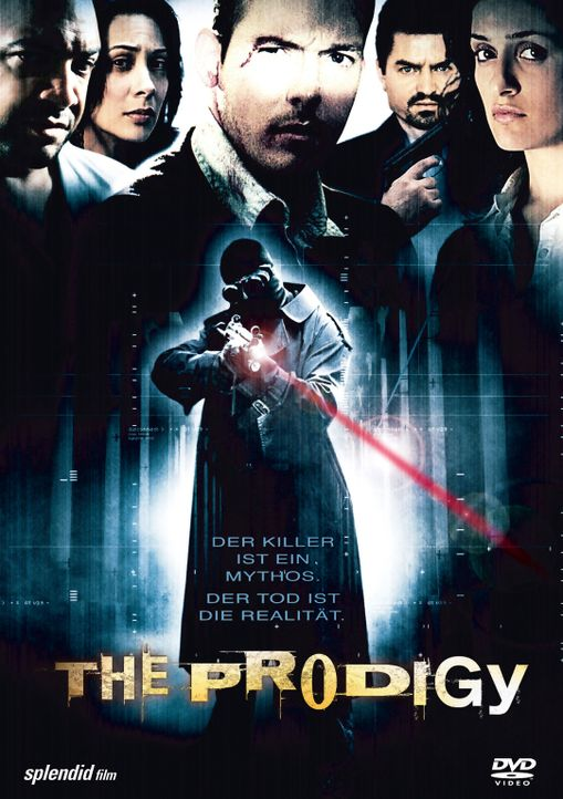 The Prodigy - Plakatmotiv - Bildquelle: Splendid Entertainment