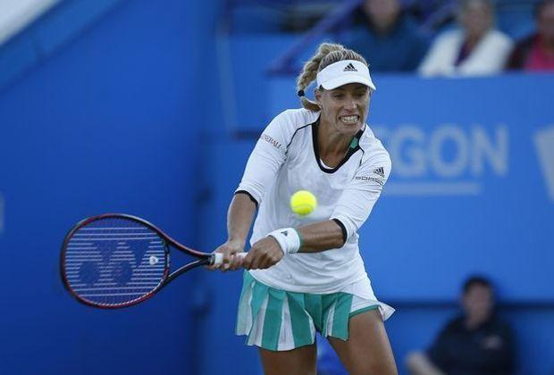Kerber will sich für die WTA Elite Trophy qualifizieren