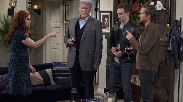 Will & Grace - Will & Grace - Staffel 9 Episode 12: Die Drei-generationen-nummer
