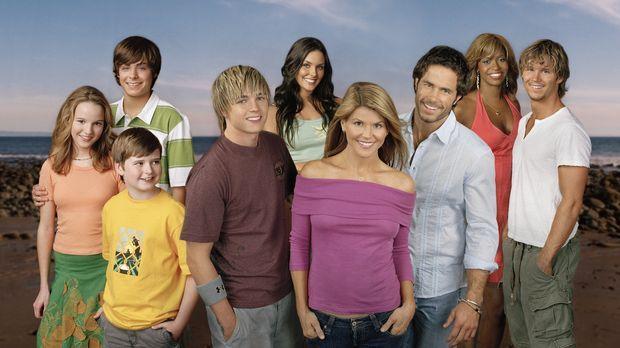 (2. Staffel) - Summerland Beach: (v.l.n.r.): Nikki (Kay Panabaker), Camerona...