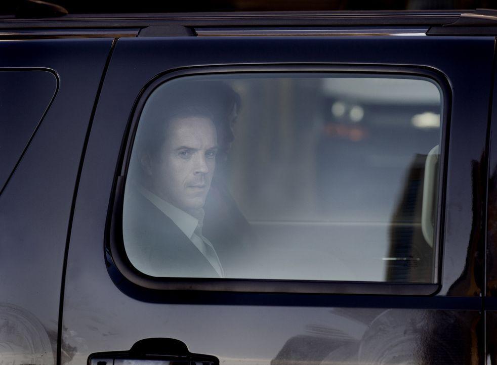Bei den Nachforschungen über Peter Quinn findet Saul heraus, das Brodys (Damian Lewis) Leben in großer Gefahr ist ... - Bildquelle: 20th Century Fox International Television