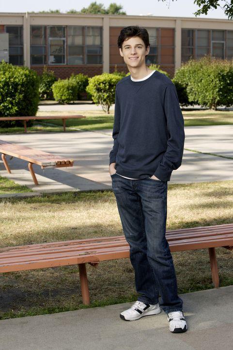 (1. Staffel) - Ben (Kenny Baumann) ist wohl der gutmütigste und hilfsbereiteste Schüler - jedenfalls, wenn es um Amy geht ... - Bildquelle: ABC Family