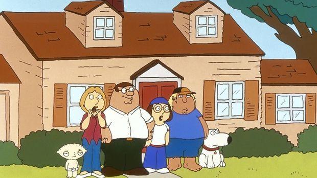 (1. Staffel) - Die Griffins sind eine nach außen hin
