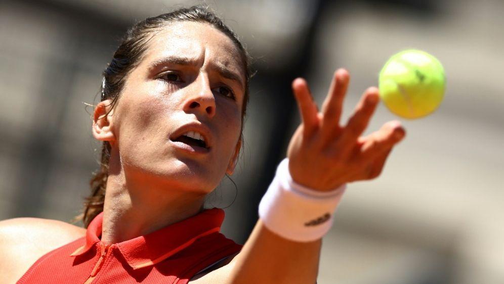 Andrea Petkovic steht in Linz souverän im Halbfinale - Bildquelle: PIXATHLONPIXATHLONSID
