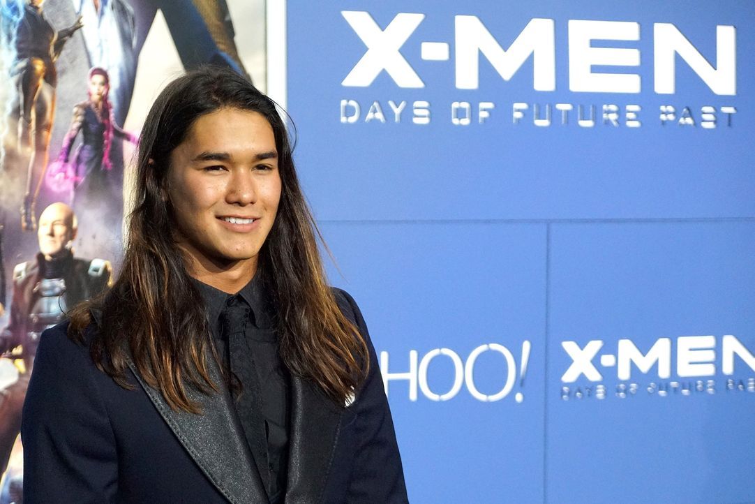 X-Men-Days-of-Future-Past-Premiere-New-York-Booboo-Stewart-140510-getty-AFP - Bildquelle: getty-AFP