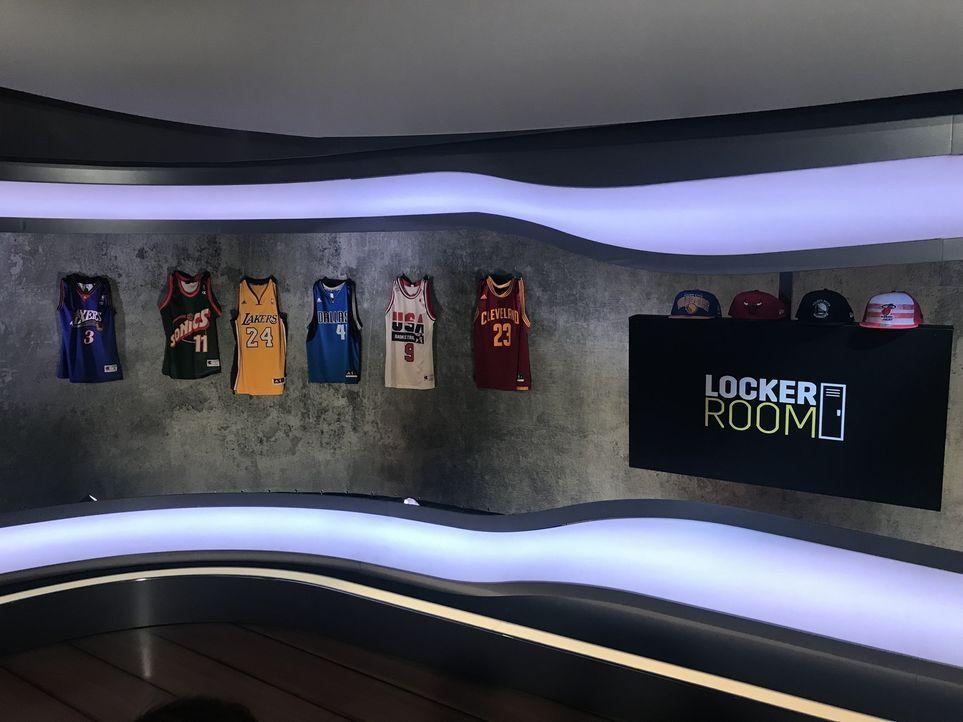 Locker Room - Das US-Sport-Magazin - Bildquelle: ProSieben MAXX