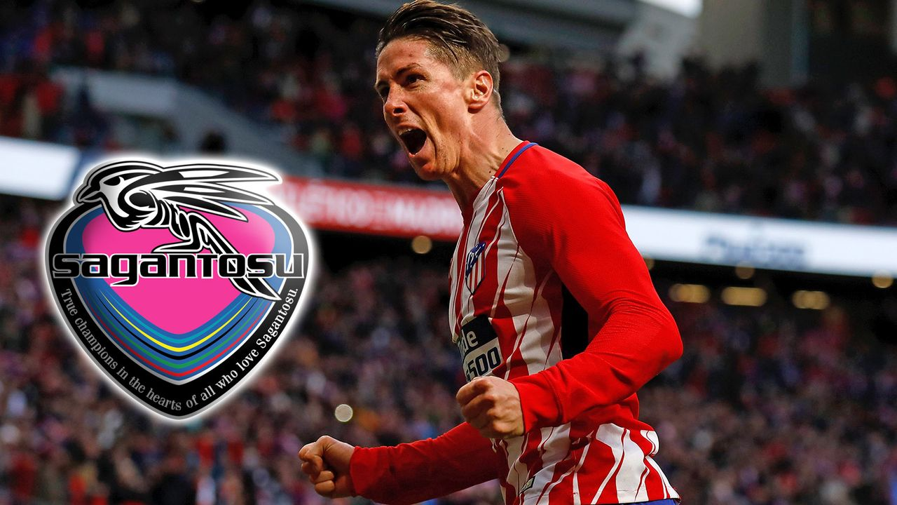 Fernando Torres (Zugang Sagan Tosu)
