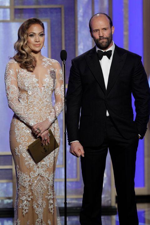 Jennifer Lopez und Jason Statham - Bildquelle:  +++(c) dpa - Bildfunk+++ Verwendung nur in Deutschland