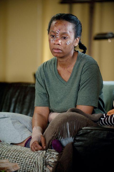 Sam nimmt Corinne (Anika Noni Rose) wieder mit zu sich nach Hause. Doch das geht nicht lange gut ... - Bildquelle: ABC Studios