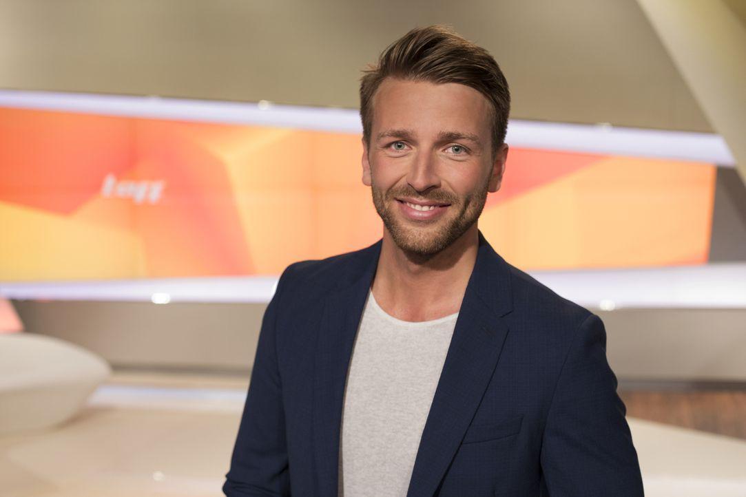 """""""taff"""" wird u.a. von Christian Düren präsentiert ... - Bildquelle: Benedikt Müller ProSieben"""