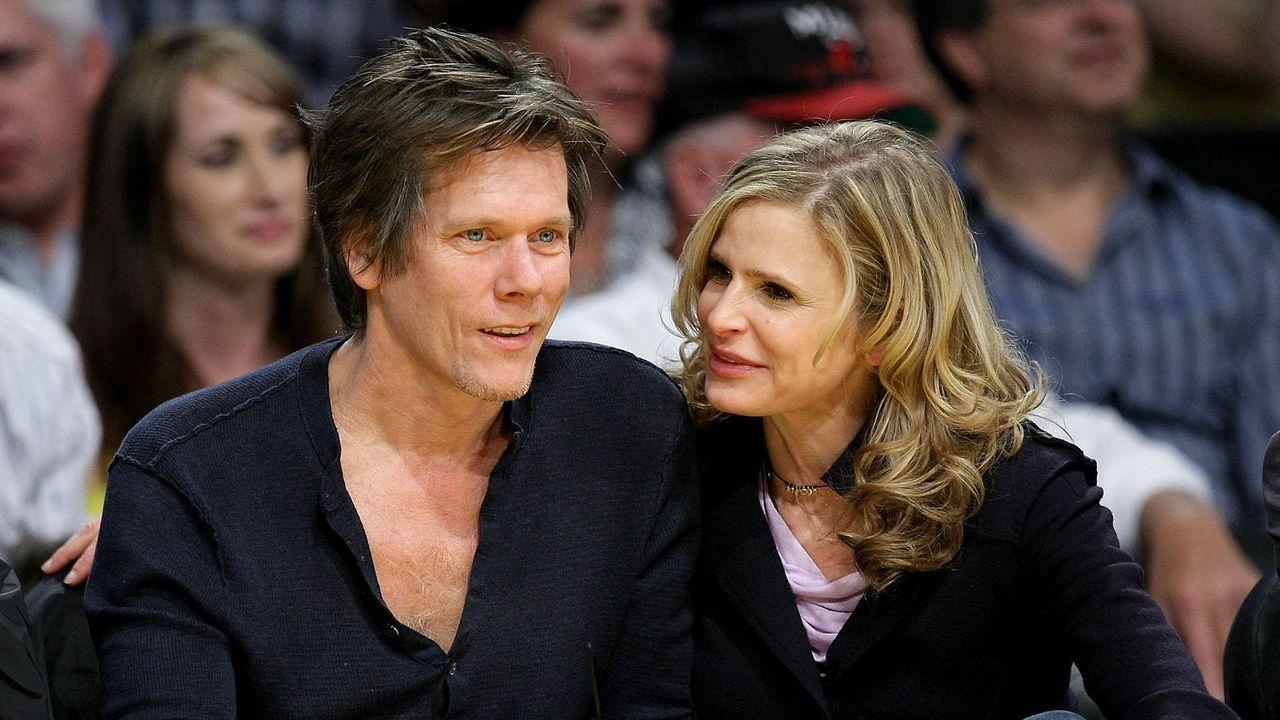 Kevin Bacon und Kyra Sedgwick - Bildquelle: getty-AFP