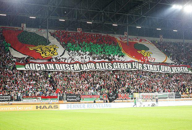 FC Augsburg - Bildquelle: imago/Eibner