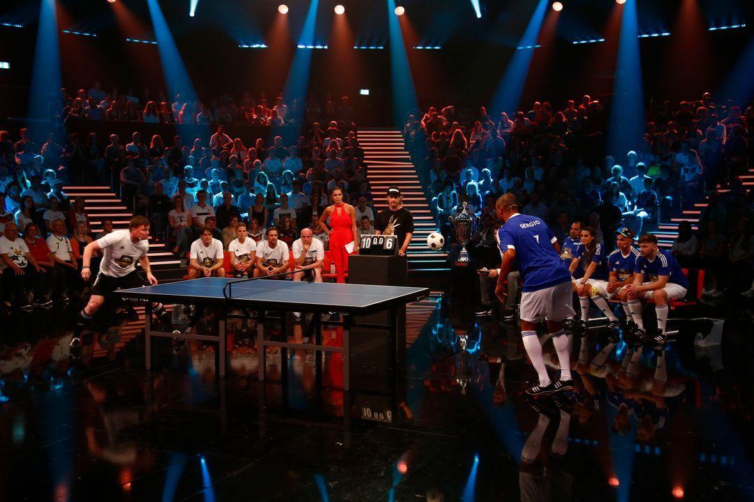 Das ProSieben Länderspiel_29 - Bildquelle: ProSieben