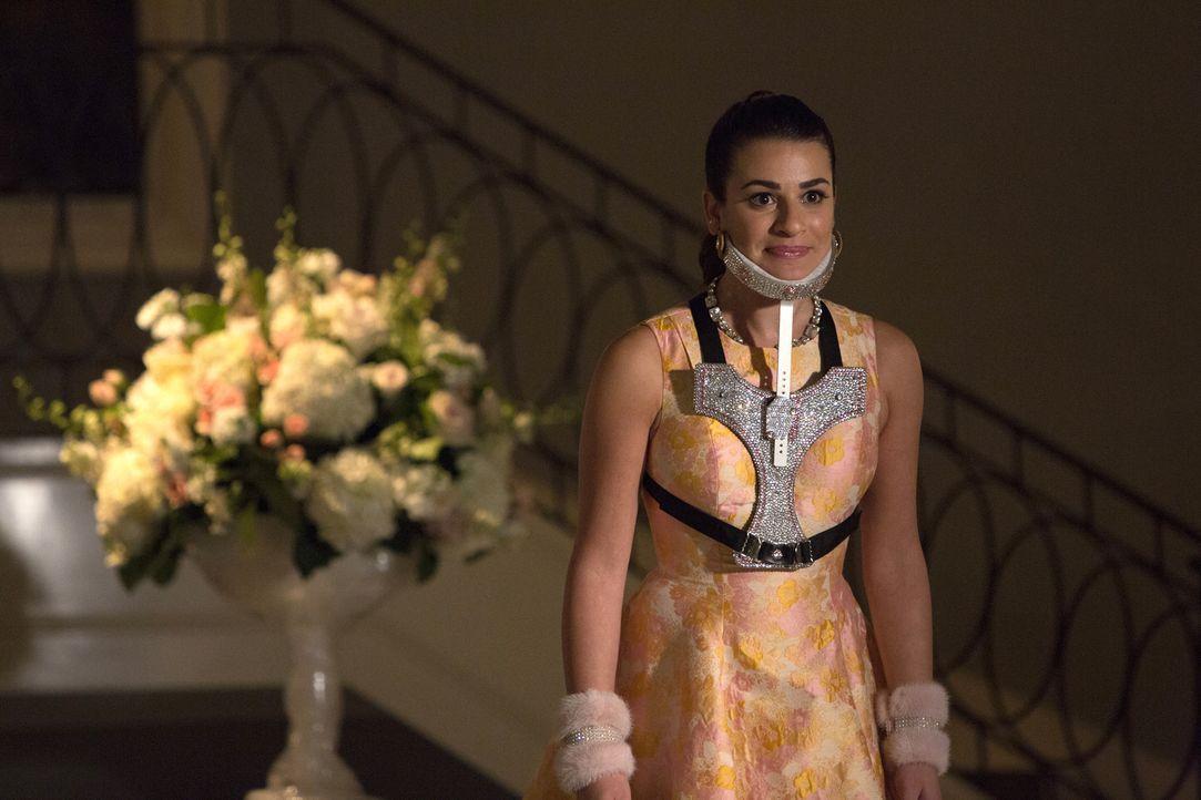 Hester (Lea Michele) macht eine Offenbarung, die Chanels Zukunftspläne auf einen Schlag zerstören könnten ... - Bildquelle: 2015 Fox and its related entities.  All rights reserved.