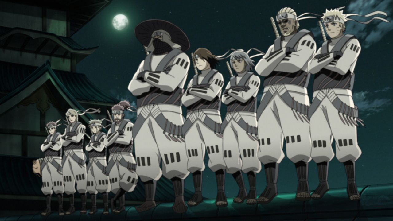 Das Heer des Zetsu - Bildquelle: 2002 MASASHI KISHIMOTO / 2007 SHIPPUDEN