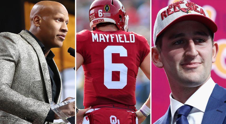 NFL Draft 2018: Gewinner und Verlierer der ersten Runde  - Bildquelle: Getty/Imago