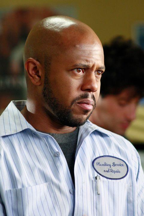 Hat Angst um das Leben seiner Frau: Sean Brotherton (Rockmond Dunbar) ... - Bildquelle: Touchstone Television