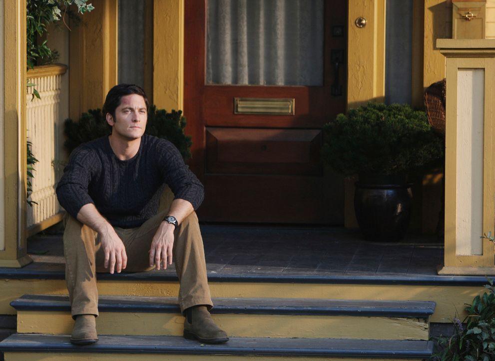 Die aktuelle Situation überfordert Jim (David Conrad). Er weiß nicht, wem er vertrauen kann ... - Bildquelle: ABC Studios