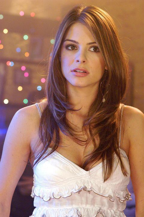 Steht auf J.D.s Haare: Tamara (Maria Menounos) ... - Bildquelle: Touchstone Television