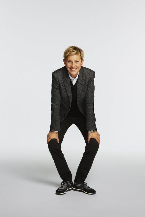 (1. Staffel) - Ihre Liebe zu Möbeln und Inneneinrichtung macht Ellen DeGeneres zur geeigneten Produzentin für einen Wettbewerb, in dem wahre Kunstwe... - Bildquelle: 2015 Warner Bros.