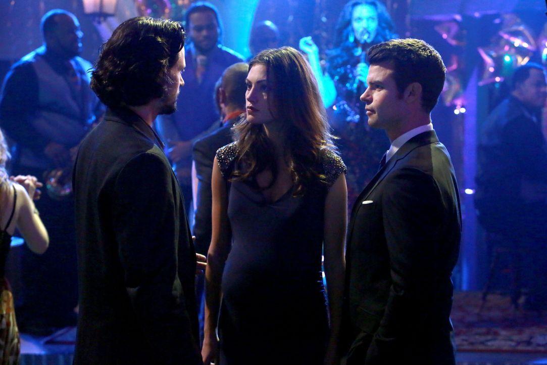 Jackson, Hayley und Elijah