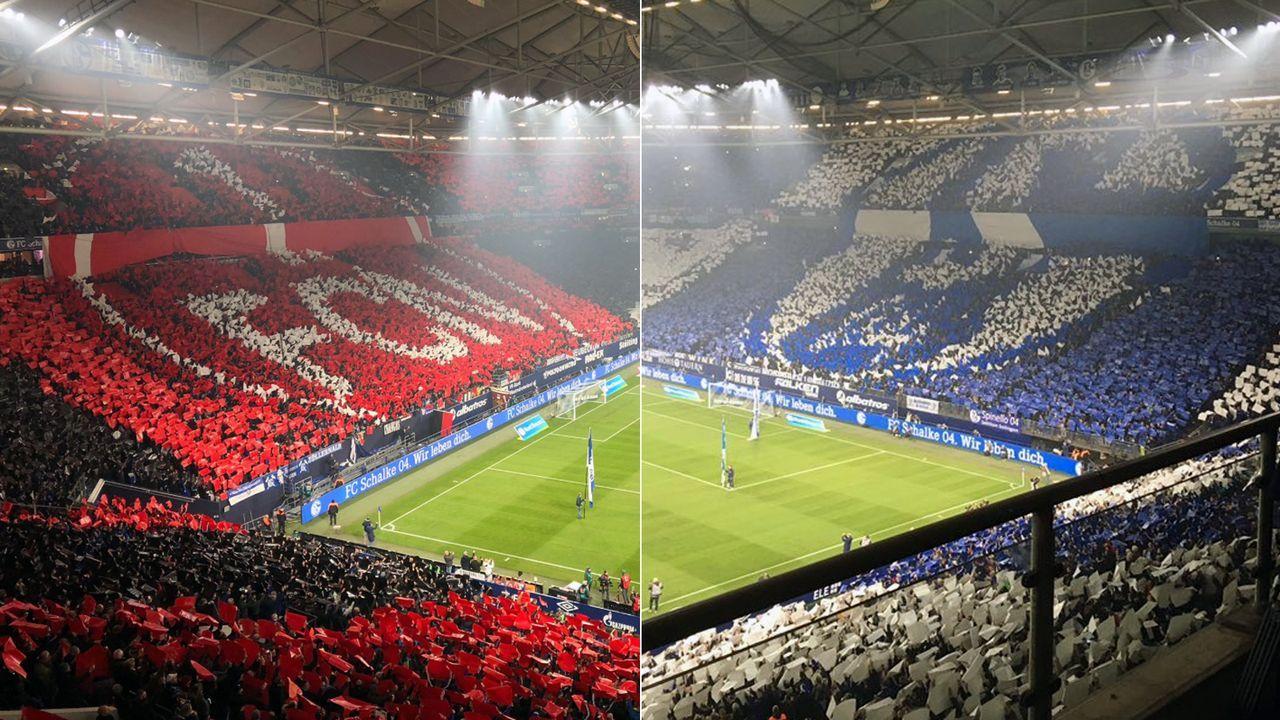 Schalke NГјrnberg Fanfreundschaft