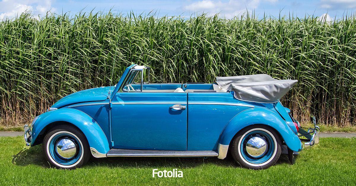 VW-Kaefer-Cabriolet - Bildquelle: Norman Nick - Fotolia