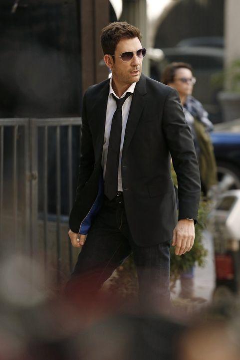 Muss gemeinsam mit seinen Kollegen einen neuen Fall lösen: Jack (Dylan McDermott) ... - Bildquelle: Warner Bros. Entertainment, Inc.