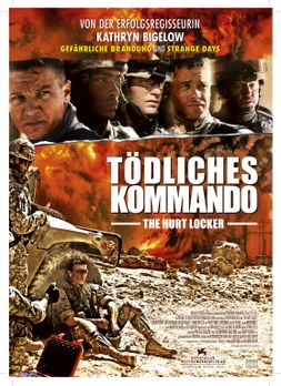 Tödliches Kommando - The Hurt Locker - TÖDLICHES KOMMANDO - THE HURT LOCKER -...