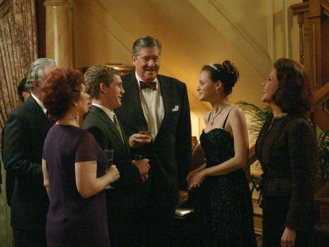 Zwischen Dean und Rory (Alexis Bledel, 2.v.r.) kriselt es ganz schön und dann...