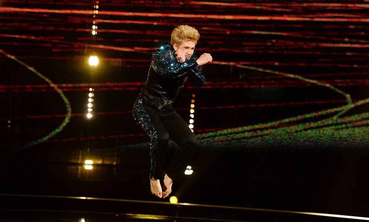 Got-To-Dance-Florian-Cramer-05-SAT1-ProSieben-Willi-Weber - Bildquelle: SAT.1/ProSieben/Willi Weber