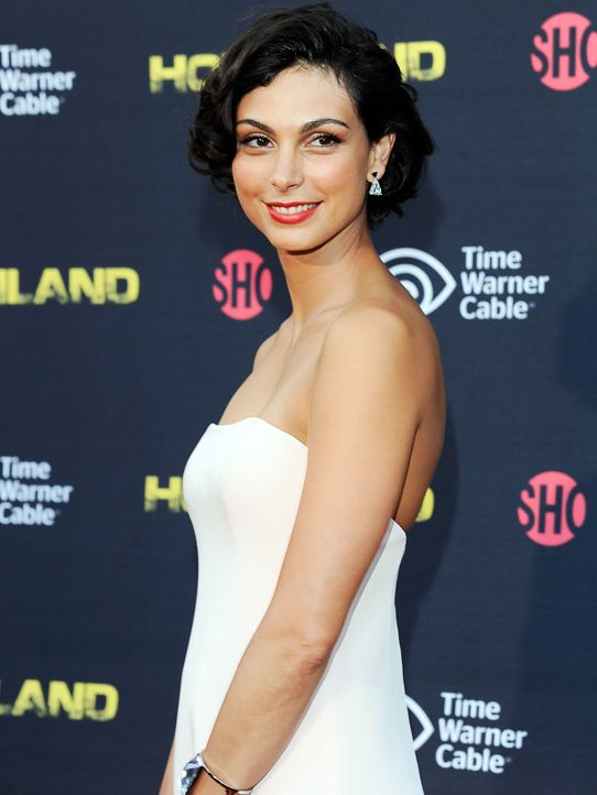 morena-baccarin-12-09-07-getty-AFP - Bildquelle: getty-AFP