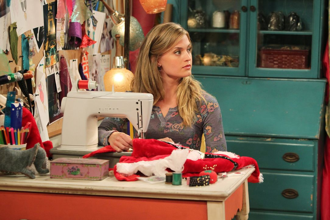 Ahnt nicht, dass Sam Wilson gar nicht der ist, für den er sich ausgibt: Kate (Brooke D'Orsay) ... - Bildquelle: Warner Brothers Entertainment Inc.