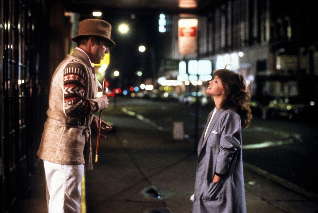 Liebe bis über den Tod hinaus: Geist Jolly (James Caan, l.) und die verwirrte Witwe Kay (Sally Field, r.) ... - Bildquelle: Twentieth Century Fox Film Corporation