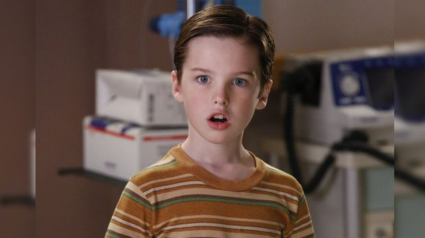 Young Sheldon - Young Sheldon - Staffel 1 Episode 3: Poker, Gott Und Mülltonnen