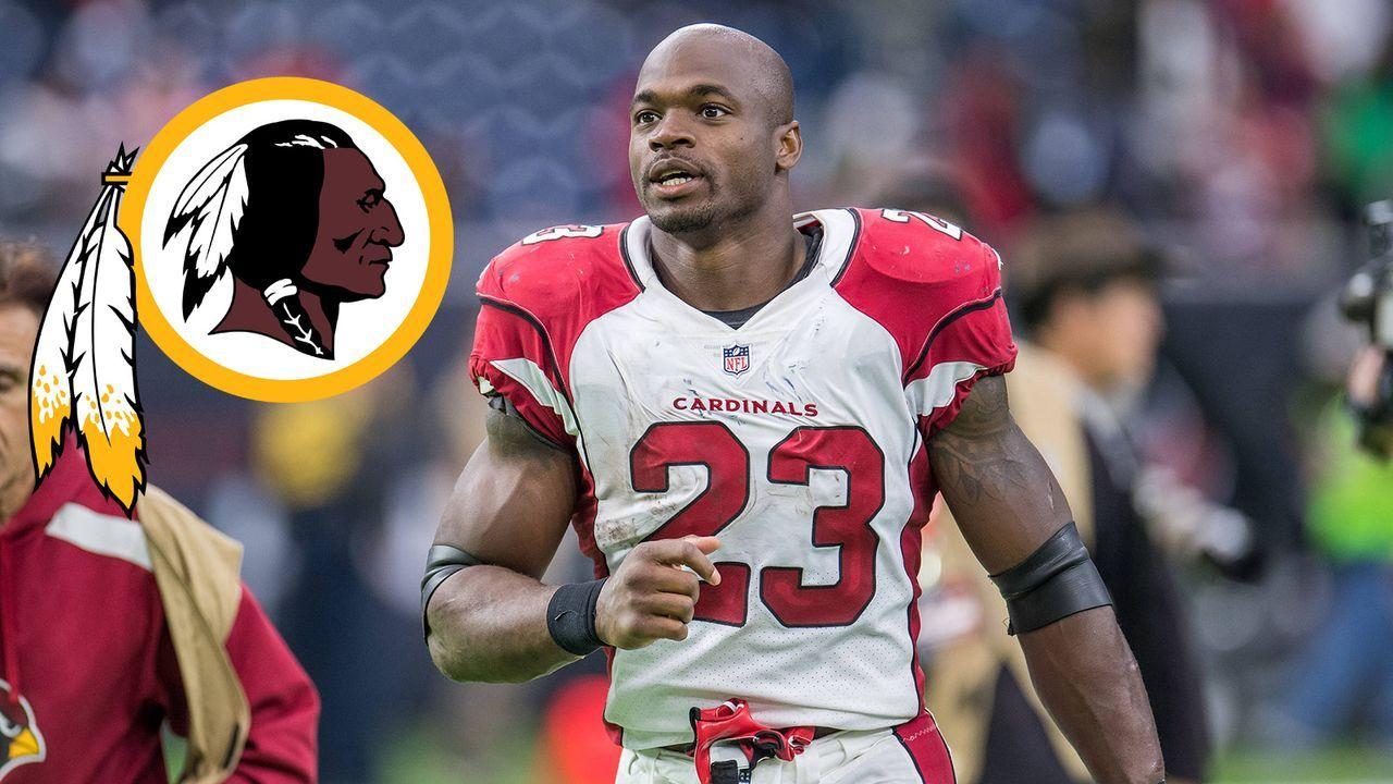 Adrian Peterson (Washington Redskins) - Bildquelle: imago