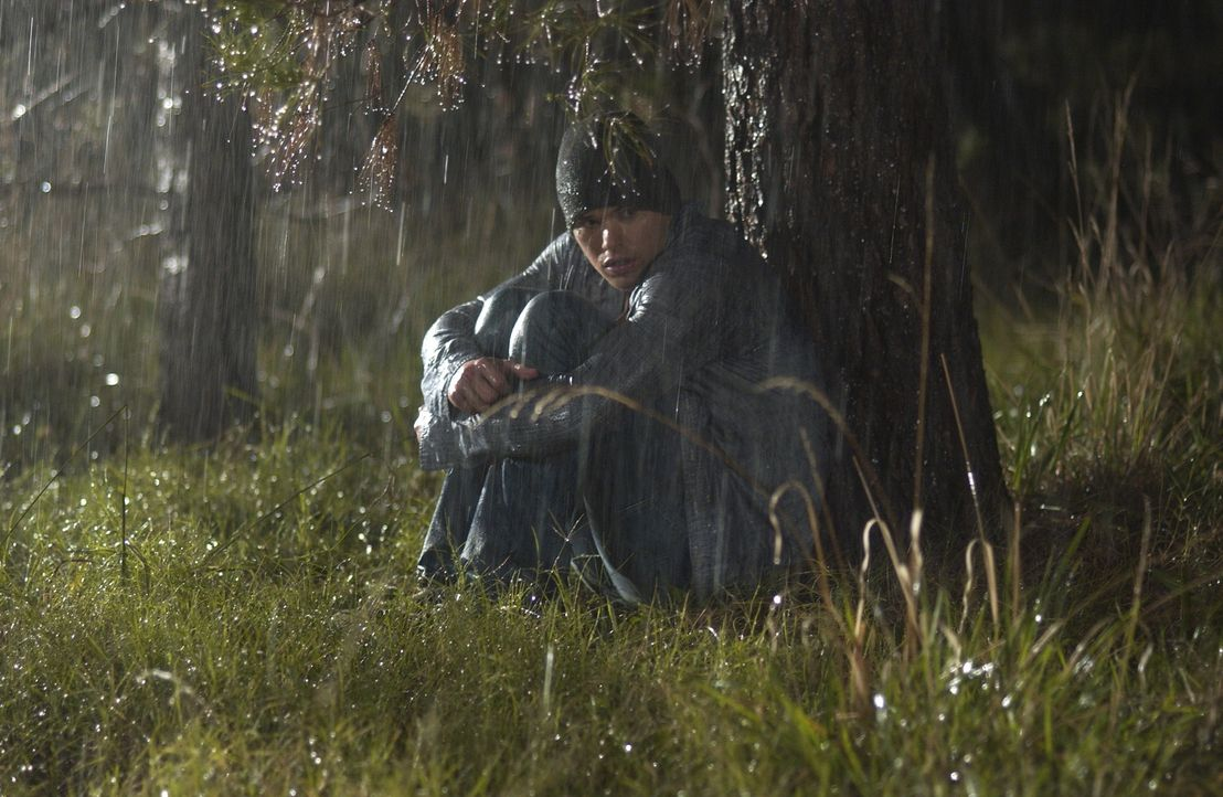 Als sein Vater im Krieg gegen den Irak fällt, bricht für den temperamentvollen Conor (Kellan Lutz) eine Welt zusammen. Von nun an reagiert er auf al... - Bildquelle: 2014 Tiberius Film GmbH.