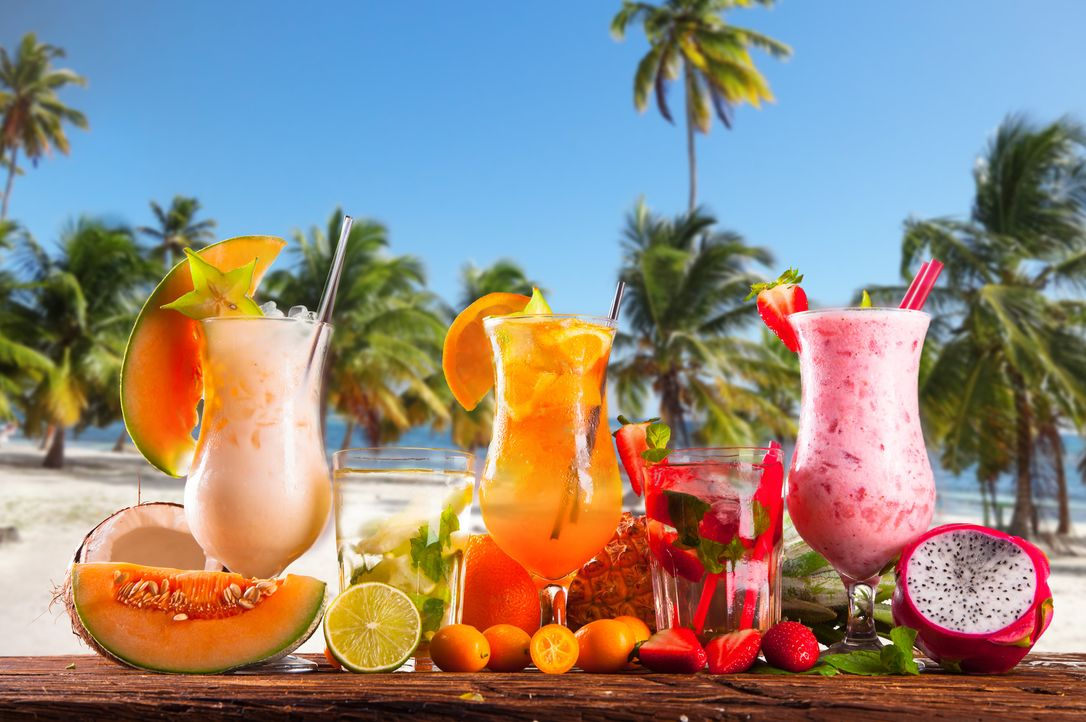Cocktails - Bildquelle: verca - Fotolia