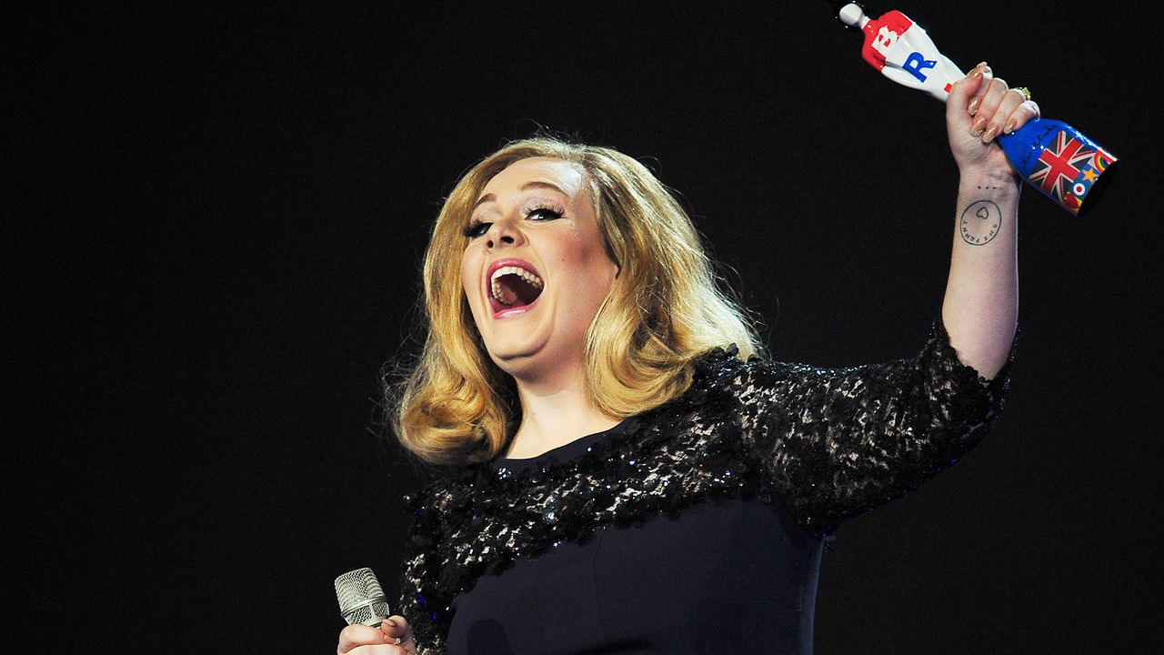 brit-awards-12-02-21-adele-1-AFP - Bildquelle: AFP